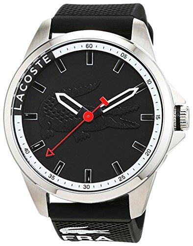 Lacoste Herren Armbanduhr Capbreton Analog Quarz Silikon 2010840