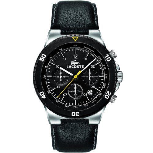 Lacoste XL TORONTO Chronograph Leder 2010537
