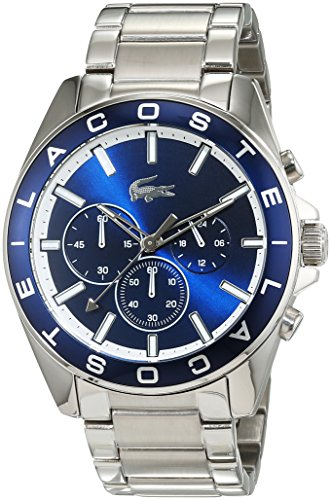Lacoste westport Chrono Analog Quarz Edelstahl 2010856