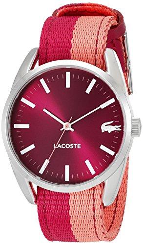 Lacoste Damen Malaga Analog Casual Quartz Reloj 2000926