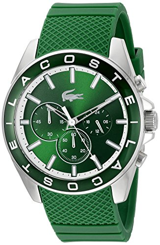 LACOSTE Netz Me Up Quarz Batterie JAPAN Reloj 2010851