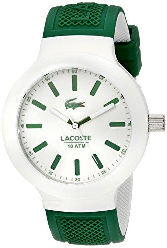 LACOSTE Netz Me Up Quarz Batterie Reloj 2010816