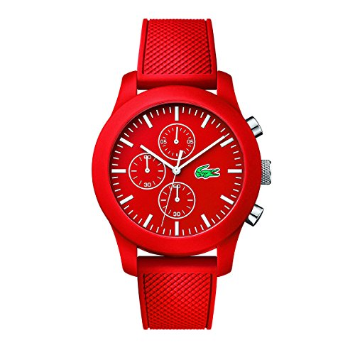 LACOSTE Netz Me Up Quarz Batterie Reloj 2010825