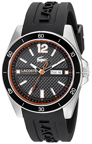 LACOSTE Netz Me Up Quarz Batterie JAPAN Reloj 2010799