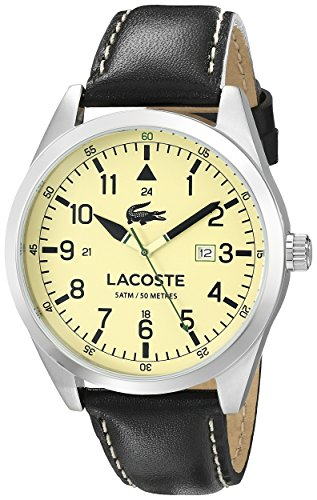 LACOSTE Netz Me Up Quarz Batterie JAPAN Reloj 2010782