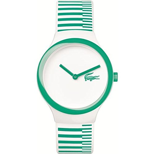 LACOSTE Unisex 111 Series Quarz Batterie JAPAN Reloj 2020117