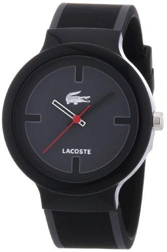 Lacoste Unisex Armbanduhr GOA Analog Silikon 2010525