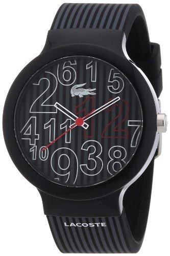 Lacoste Unisex Armbanduhr Analog Quarz Silikon 2020015