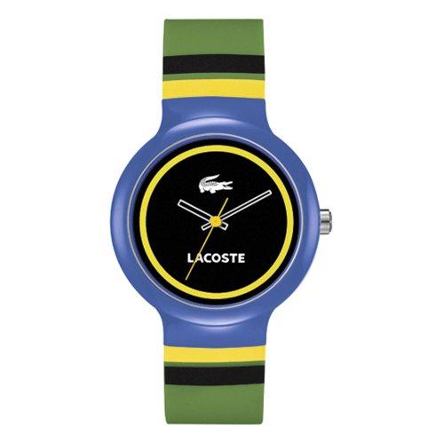 Lacoste Unisex Armbanduhr GOA Analog Silikon 2020033