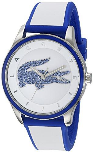 Lacoste Damen Victoria Analog Dress Quartz Reloj 2000928