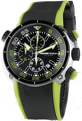 Herr Uhr Diver Pro Crono MD2005SB-41