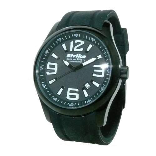 Strike Armbanduhr 996610 schwarz