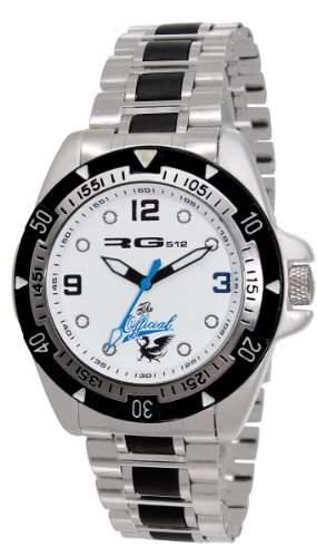 RG512-G 50813-201 Herren-Armbanduhr Analog Metall, mehrfarbig