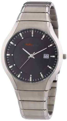 Pure grey Titan Herrenuhr 16909095
