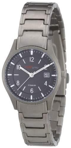 Pure grey Titan Damenuhr 78049095
