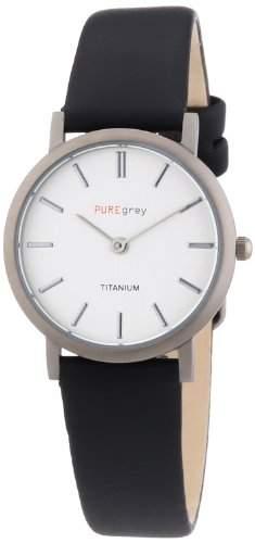 Pure grey Titan Damenuhr 78369011
