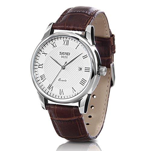 Hiwatch Wasserdichte Klassische Uhr Geschaefts fuer Maenner