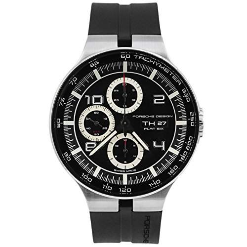 Porsche Design Flat Six Chronograph Automatic Mens Watch
