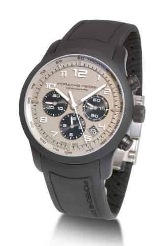 Porsche Design Herren-Uhr Automatik Chronograph 661217541190