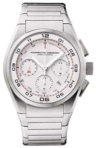Porsche Design Dashboard Chronograph Automatik Titan Herren Armbanduhr Kalender 6620 11 66 0268