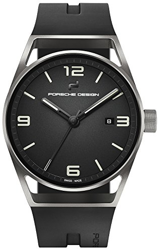 Porsche Design 1919 Datetimer Eternity Automatik Uhr 6020 3 01 003 06 2
