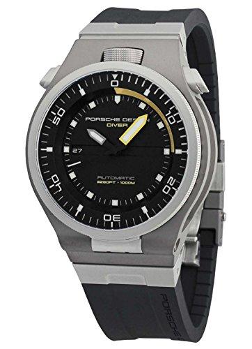 Porsche Design Uhr Diver P6780 Automatik ETA 2892 A2 Gelb