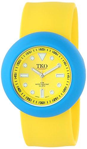 TKO ORLOGI Frauen TK590 YNY Klatschen Austauschbare Set Yellow