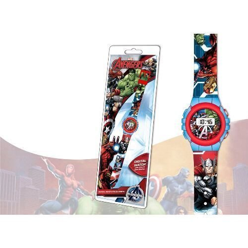 Digitaluhr Avengers
