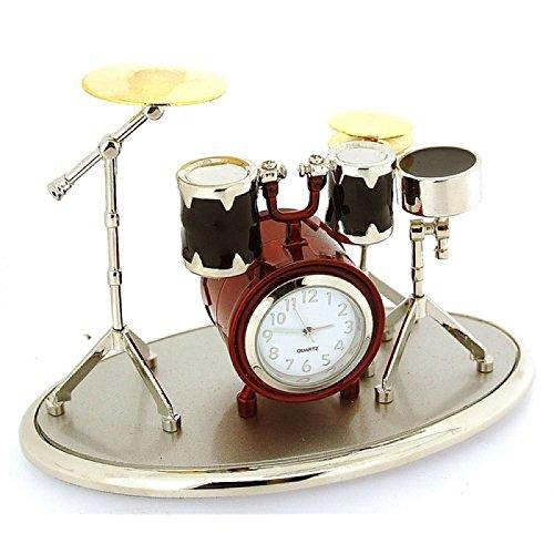 The Emporium Miniature Clocks 0341 Armbanduhr Armband aus Metall