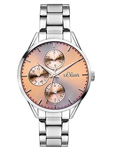 s Oliver Damen Armbanduhr SO 3217 MM