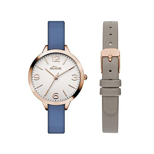 s Oliver Damen Armbanduhr SO 3240 LQ