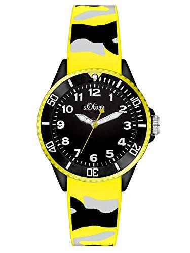 s Oliver Unisex Armbanduhr SO 3284 PQ