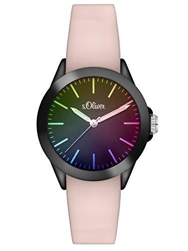 s Oliver Unisex Armbanduhr SO 3286 PQ