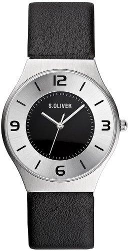 s Oliver Herren Armbanduhr SO 1697 LQ