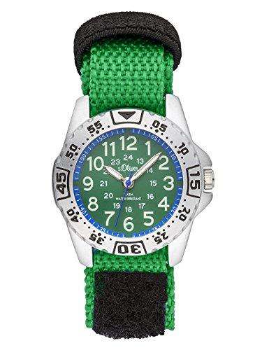 s Oliver Unisex Armbanduhr SO 3225 LQ