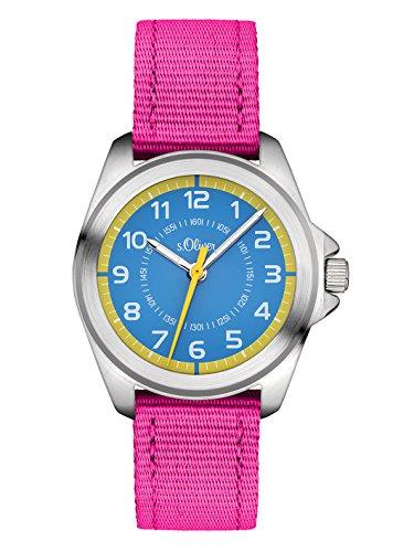 s Oliver Unisex Armbanduhr SO 3227 LQ
