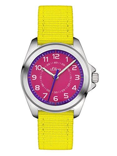 s Oliver Unisex Armbanduhr SO 3228 LQ