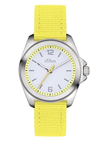 s Oliver Unisex Armbanduhr SO 3231 LQ