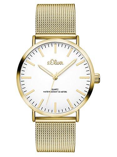 s Oliver Damen Armbanduhr SO 3238 MQ