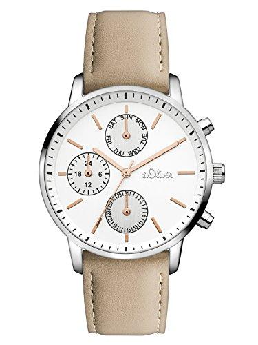 s Oliver Damen Armbanduhr SO 3242 LM