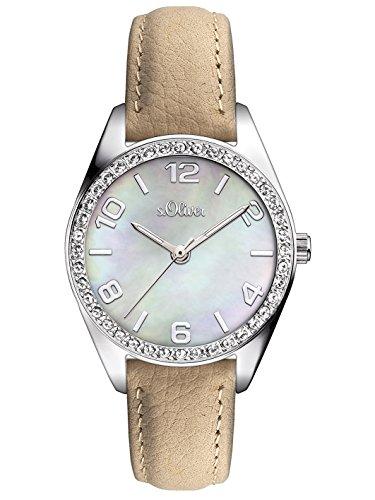 s Oliver Damen Armbanduhr SO 3267 LQ