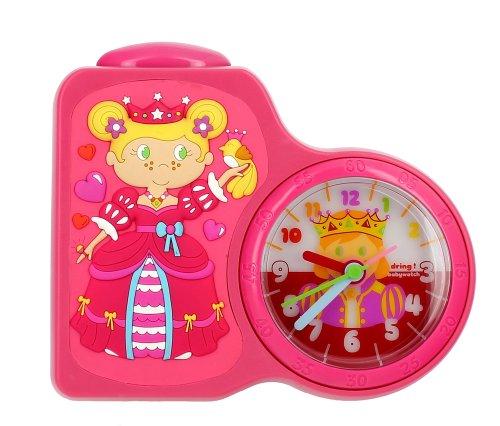Baby Watch Reveil Reveil dring lumineux Princesse