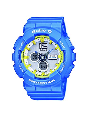 Casio Analog Digital Quarz Resin BA 120 2BER