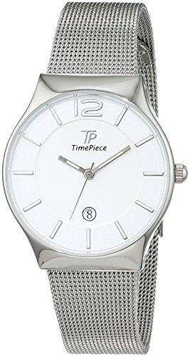 Time Piece Classic Analog Quarz Edelstahl TPLS 30318 41M