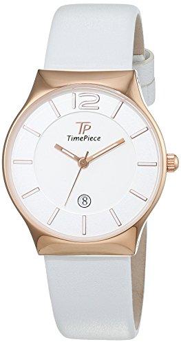 Time Piece Classic Analog Quarz Leder TPLS 32418 41L