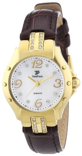 Time Piece XS Diamant Analog Quarz TPLA 32342 74L