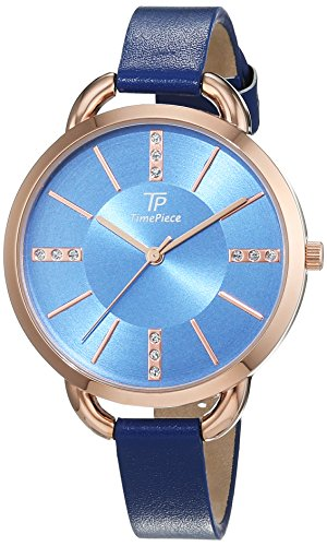 Time Piece Fashion Analog Quarz Leder TPLA 91026 35L