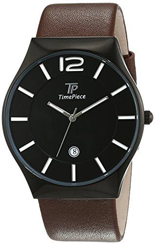 Time Piece Classic Analog Quarz Leder TPGS 32416 21L