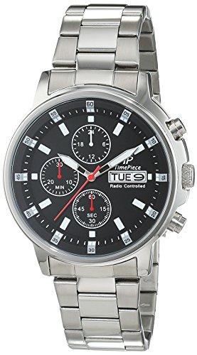 Time Piece Funk Analog Quarz Edelstahl TPGS 10511 21M