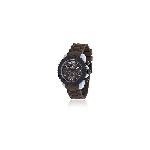 Bultaco Armbanduhr Chronograph Quarz Gummi BLPA45C CC1